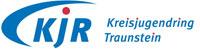 Das Logo des Kreisjugendrings in Traunstein.