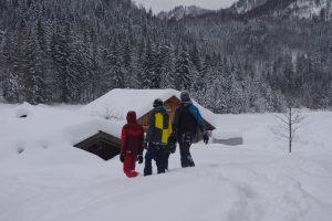 Winter-Aktionstage 2020 @ Jugendbildungshaus Wiedhölzlkaser