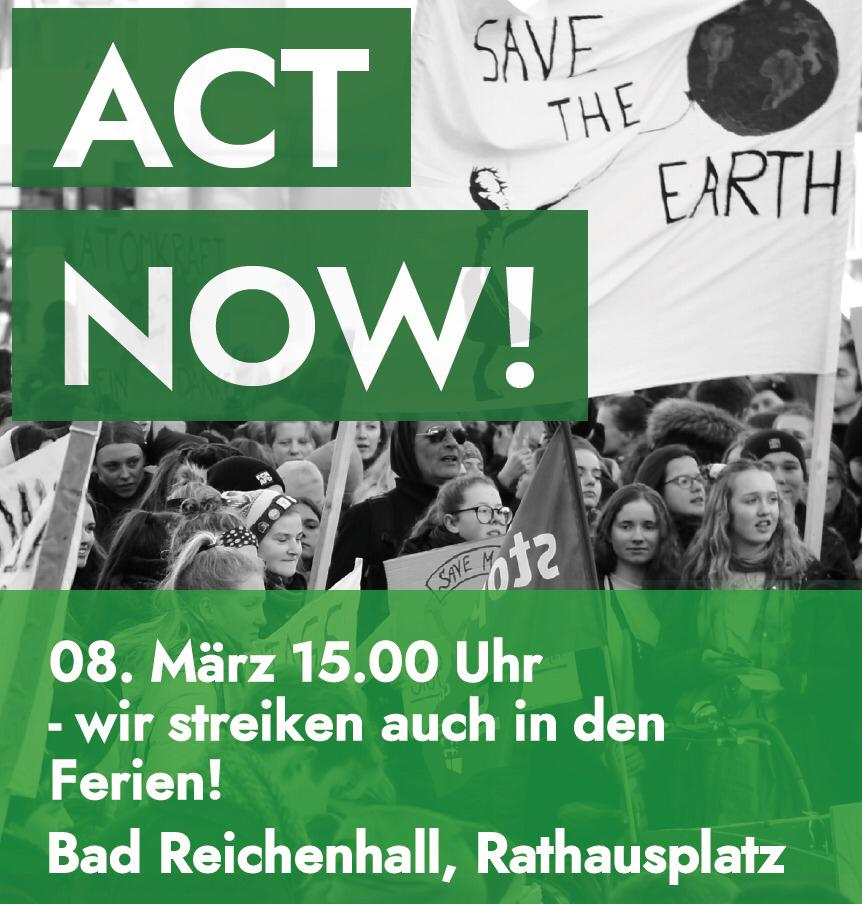 Fridays for Future: Bad Reichenhall
