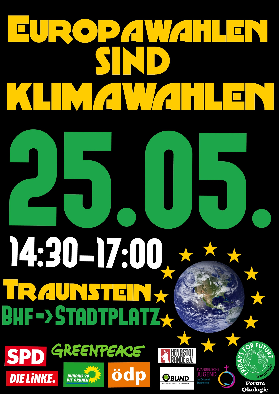 Fridays for Future Traunstein