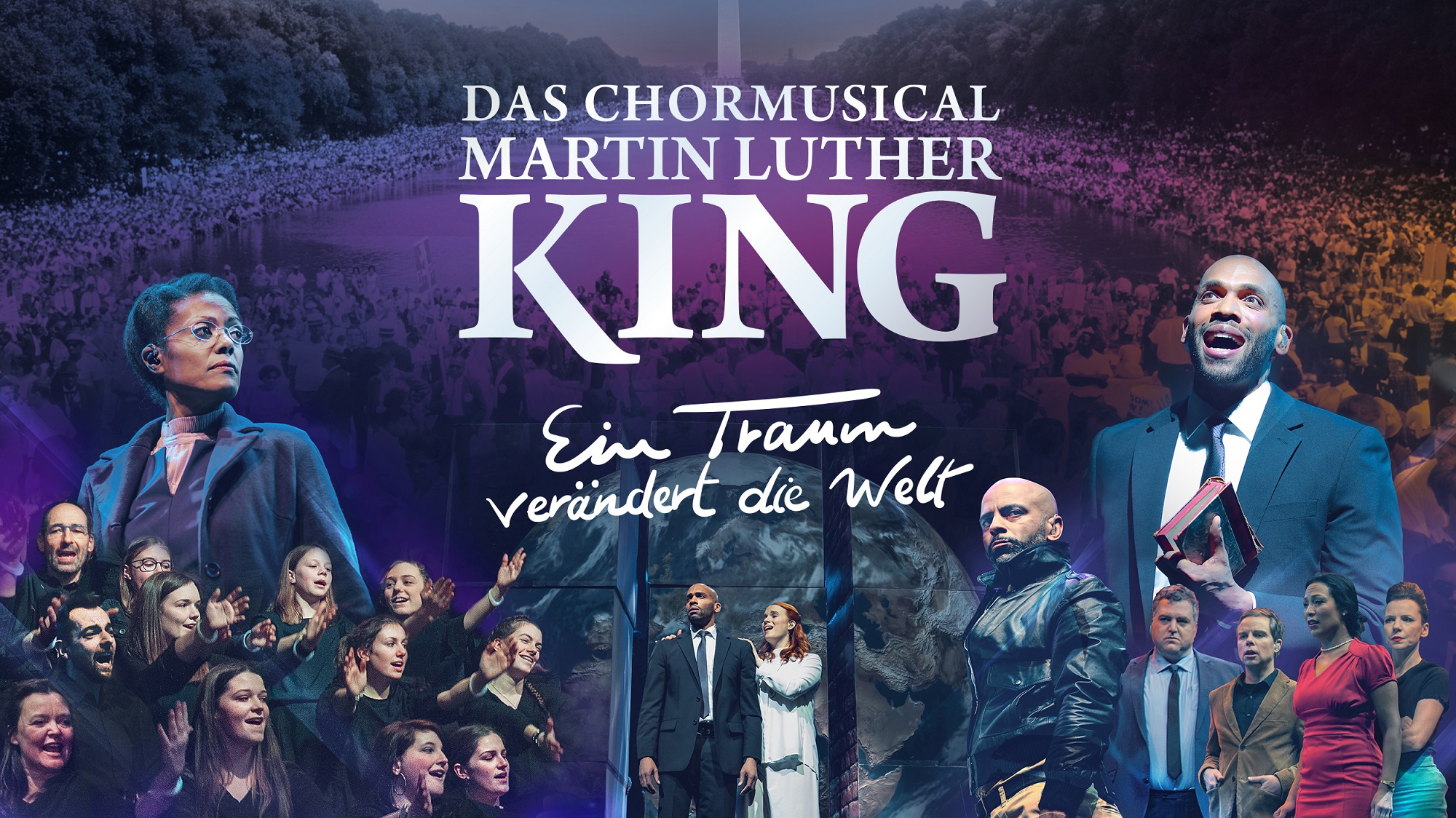Chormusical – Martin Luther King