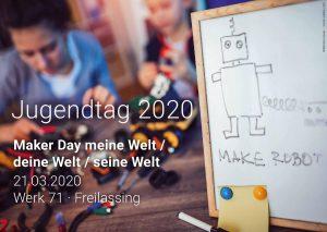 Jugendtag 2020 @ Werk 71