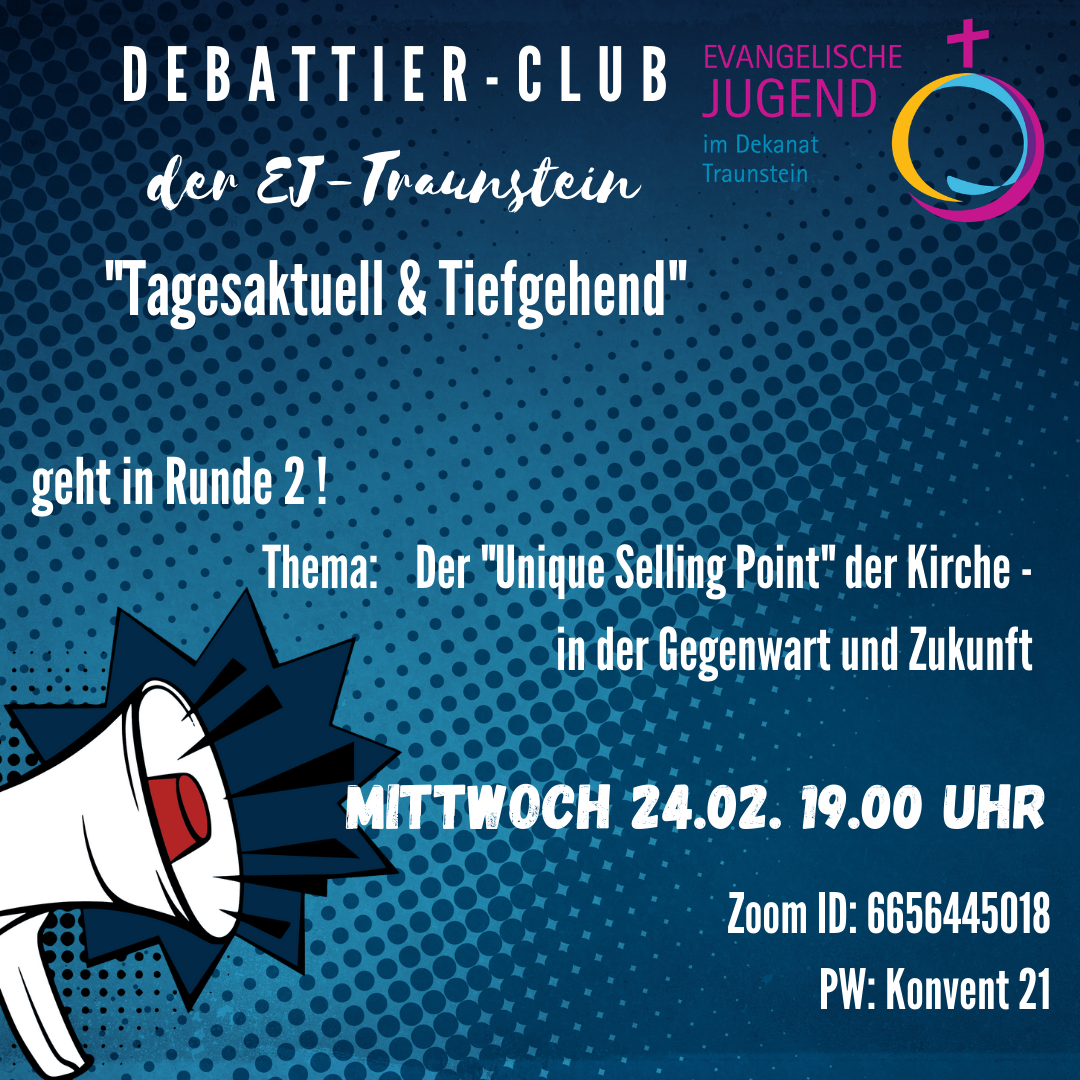 Debattier-Club, Runde 2!